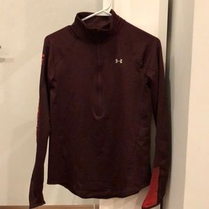 NWT 💪 Under Armour Small zip up